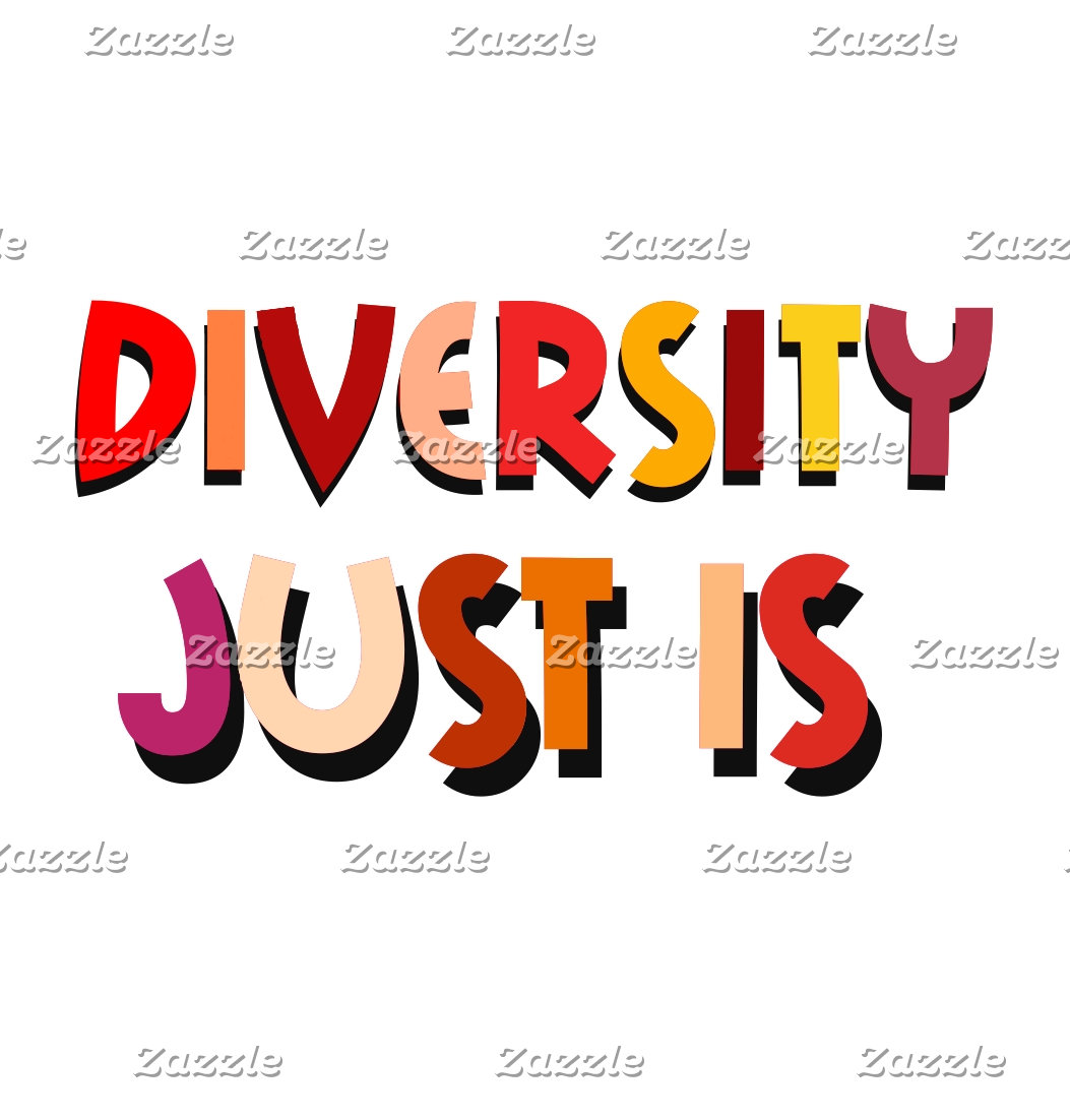 Diversity Just Is