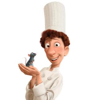Ratatouille's Remy Linguini