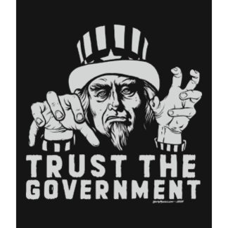 Zombie Uncle Sam: Trust Government