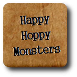 Happy Hoppy Monsters