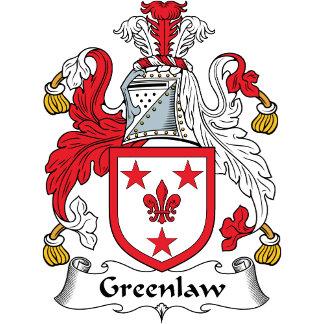 Greenlaw Family Crest