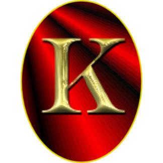Letter K Monograms