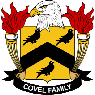 Covel Coat of Arms