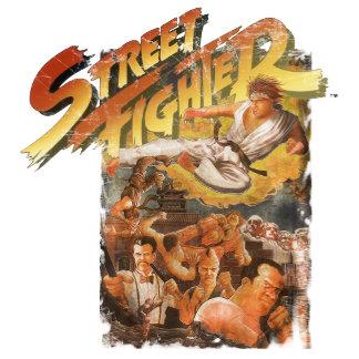 Street Fighter Key Art