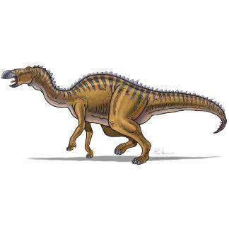 Edmontosaurus Dinosaur