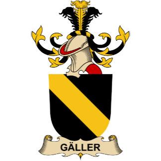 Gäller Family Crest