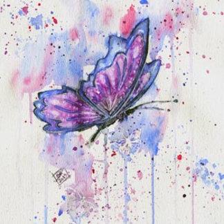 Watercolor Splashes