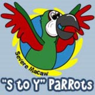 Parrot Species S to Y