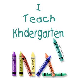 I Teach Kindergarten