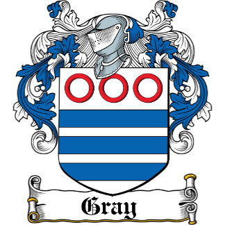 Gray Coat of Arms