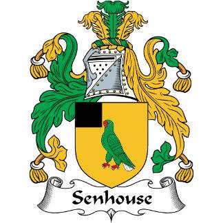 Senhouse Family Crest