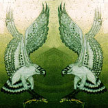 Ospreys in Fineart