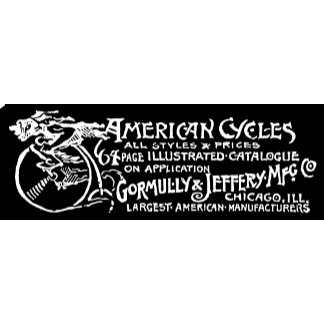 1890 American Cycles