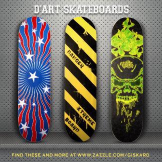 D'ART Skateboards