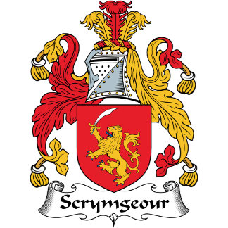Scrymgeour Family Crest