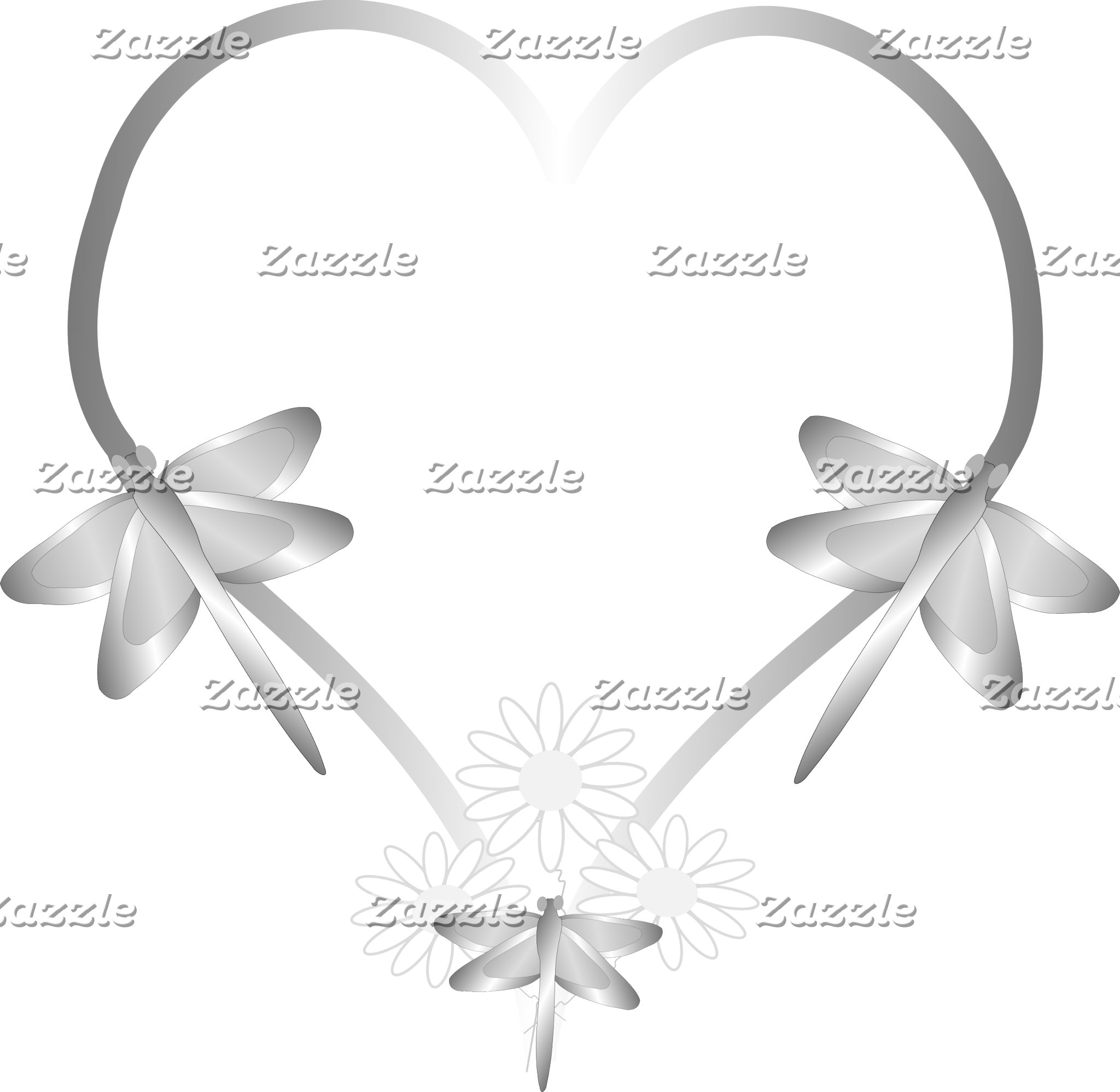 Dragonfly Hearts Collection