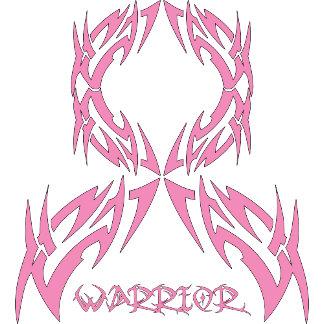 Breast Cancer Warrior Tribal Ribbon