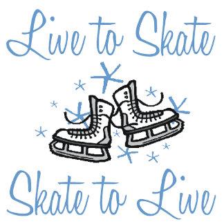 SkateChick Live to Skate