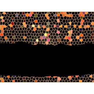 Black Glass Mosaics