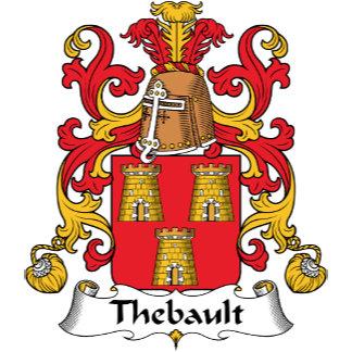 Thebault Family Crest