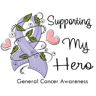 Supporting Ribbon - General Cancer Awareness