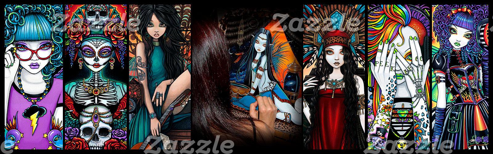 Myka Jelina Fantasy Art