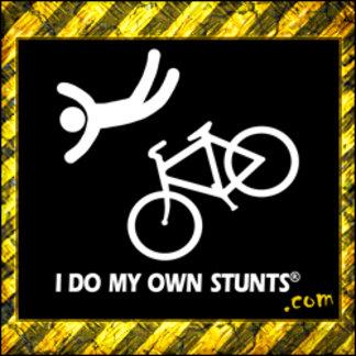 Bike Accident Stunts