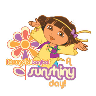A Sunshiny Day!