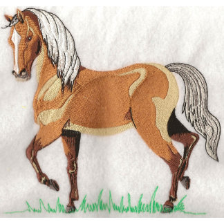 Horse and Western Embroidery