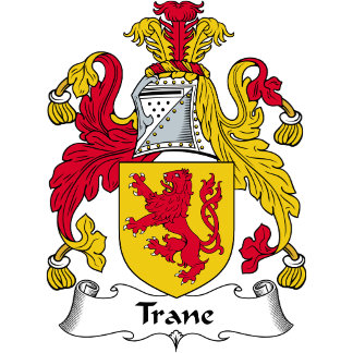 Trane Family Crest