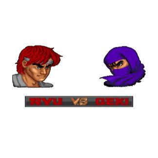 Ryu Vs Geki