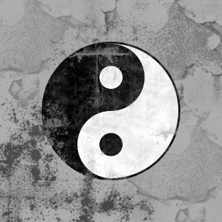 Yin Yang Symbols