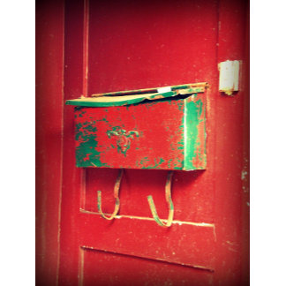Benches, Mailboxes and Lampposts