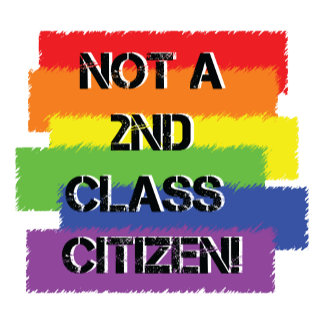 Not a 2nd class citizen