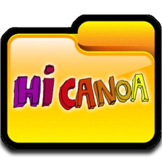 Hi Canoa Logos