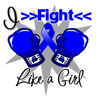 Rectal Cancer I Fight Like a Girl With Gloves