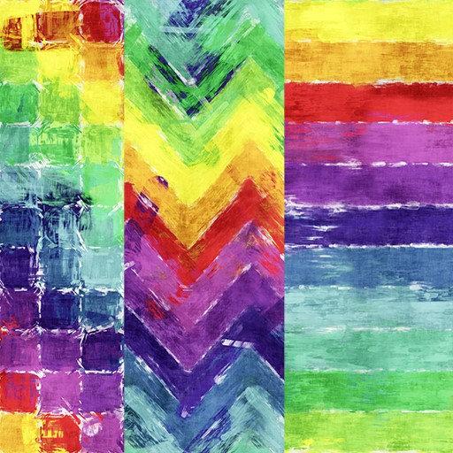 Geometric Watercolor