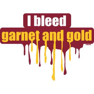 I Bleed Garnet and Gold