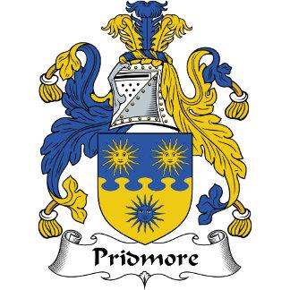 Pridmore Family Crest