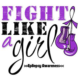 Epilepsy Awareness Fight Like a Girl