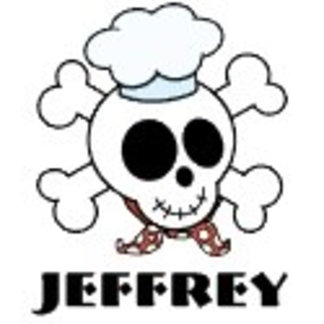 Personalized Skull Chef