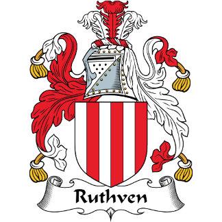 Ruthven Family Crest