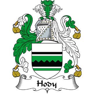 Hody Family Crest