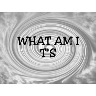 What Am I? T's