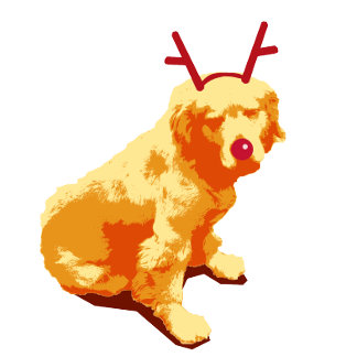 Red-nosed Dog