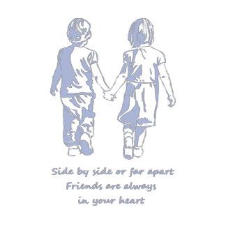 Friends always in your Heart