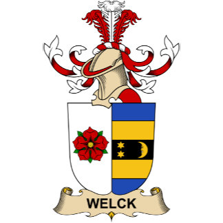 Welck Family Crest