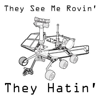 They See Me Rovin They Hatin