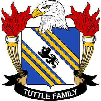 Tuttle Coat of Arms