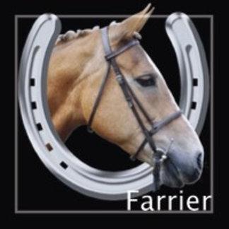 Farrier, Vet, Dog and Horse